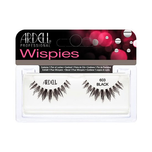 ARDELL Wispies Black Spike