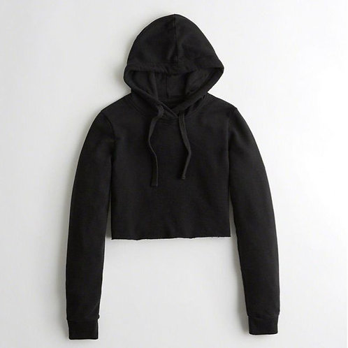 The Studio Cropped Hoodie