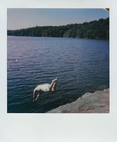 006 Swimming Zois original edit polaroid