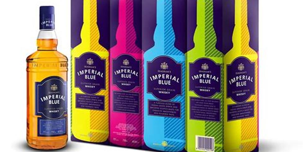 Imperial Blue (Blue wali Holi)