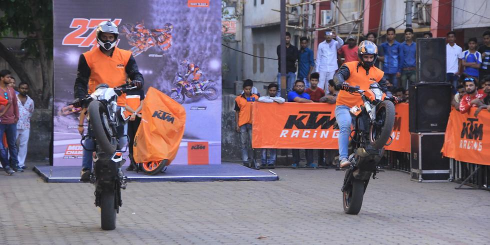 KTM Stunt Mania (Dhanbad)
