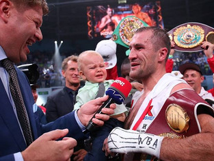 Kovalev Defeats Chilemba in Front of a Packed Hometown Crowd