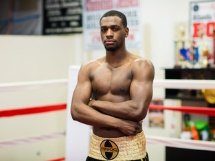 """Main Events Strengthens Stable with  Co-Promotional Signing of Pro Debut  Super Welterweight """"S"""