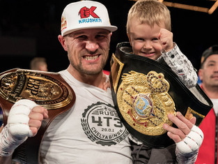 Krusher Is Back! Kovalev tops Shabranskyy in Two