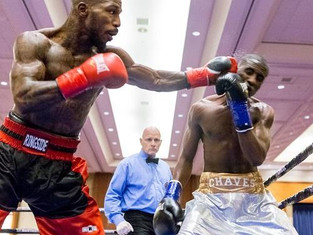 Vaughn Alexander Gets Second Chance to Shine at Madison Square Garden