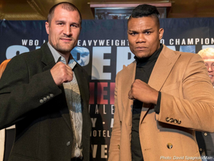 Sergey Kovalev vs. Eleider Alvarez Announcement Press Conference Quotes