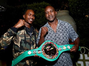 "Evan ""Yung Holy"" Holyfield Set to Make Professional Debut on Canelo-Kovalev Undercard"