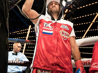 Krusher Takes Manhattan  Two World Light Heavyweight Titles at Stake as Sergey Kovalev Returns to Ne