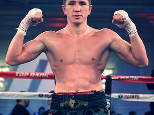 Main Events Inks Deal for Super Welterweight Prospect Madiyar Ashkeyev