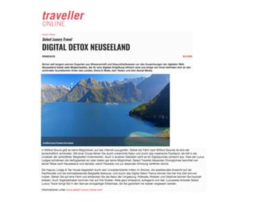 Select Luxury Travel | Traveller