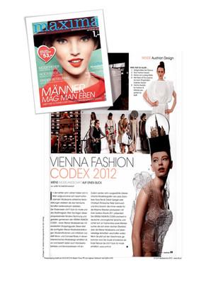 Vienna Awards | Maxima