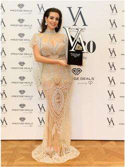 Model of the Year 2020: NADINE MIRADA