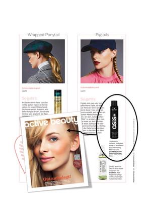 Schwarzkopf Professional | Active Beauty