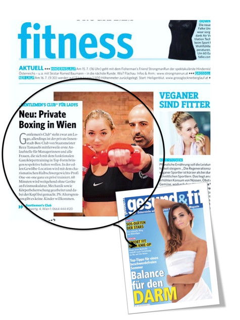 Privat Boxing   Gesund & Fit