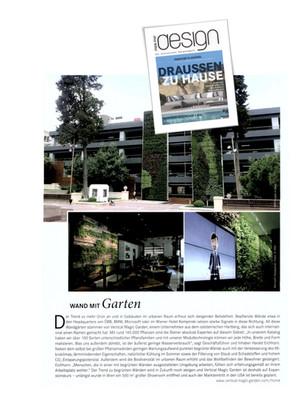 Vertical Magic Garden | More than Design