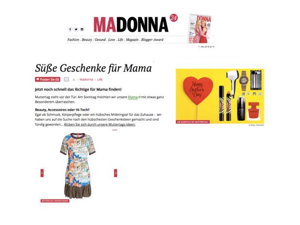 OUI | Madonna