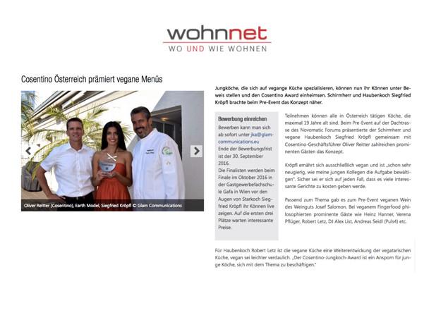 Cosentino | Wohnnet