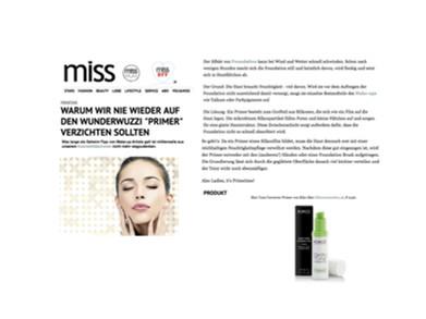 Kiko Milano | Miss