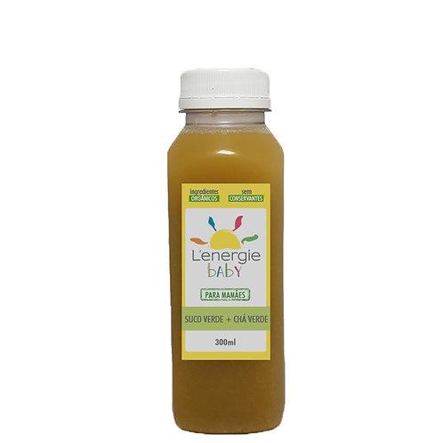 Suco Verde + Chá Verde 300 ml
