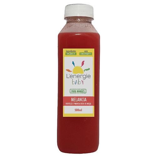 Suco de Melancia com Hortelã e Pimenta 500 ml