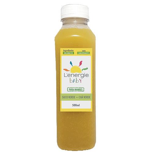 Suco Verde + Chá Verde 500 ml
