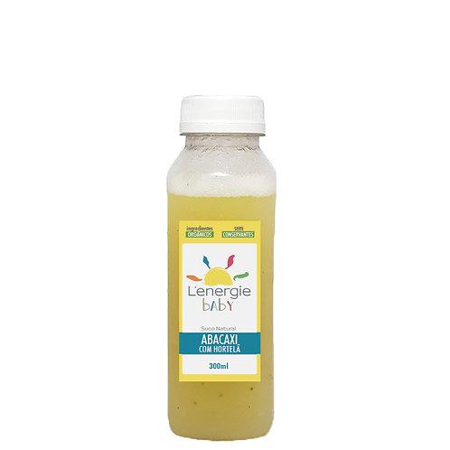 Suco de Abacaxi com Hortelã 300 ml