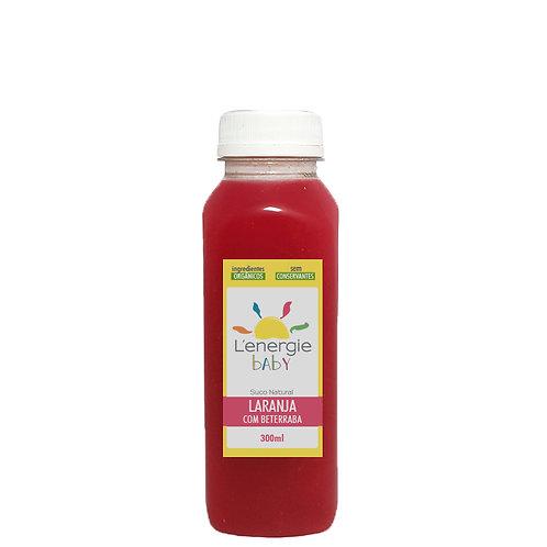 Suco de Laranja com Beterraba 300 ml