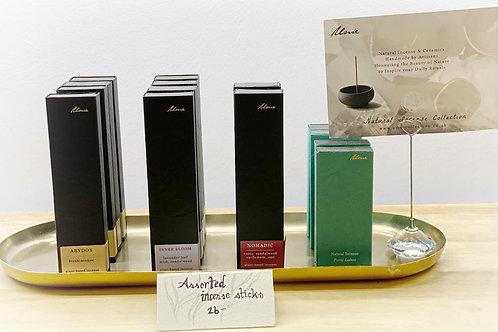 Assorted Japanese Incense Sticks