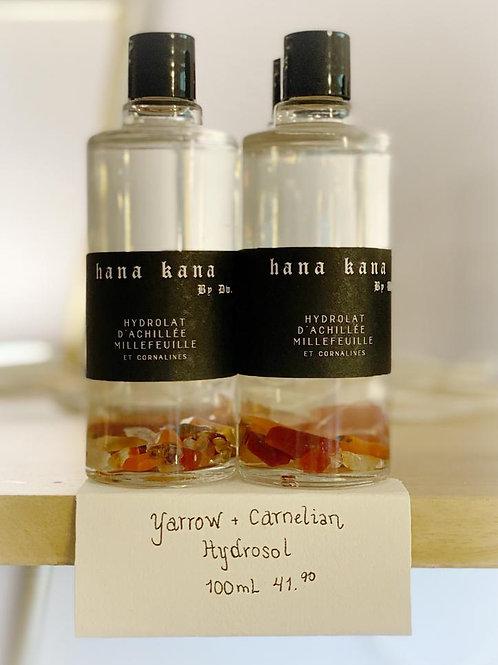 Yarrow & Carnelian Hydrosol