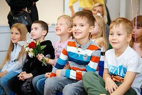 научное шоу для детей СПб, химическое шоу для детей