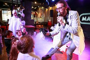 химическое шоу, детский праздник организация, шоу для детей санкт-петербург