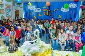 научное шоу для детей санкт-петербург