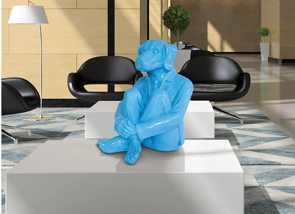 Hip Dog (Fibreglass Sculpture)