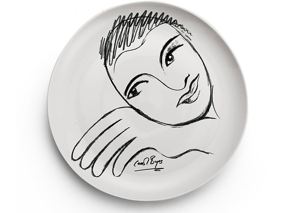 SIDE PLATE - let's face it!