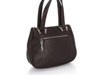 METRO BAG - back to back - antique brown