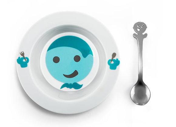 Children's Bowl Set - Giggle - Boy