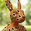 Thumbnail: Splash Pop City Bunny (Resin Sculpture)
