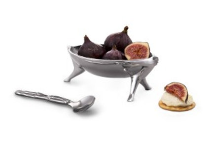 CONDIMENT SET - oval load