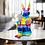 Thumbnail: Rainbow Lost Rabbit (Fibreglass Sculpture)