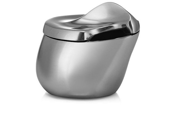 SUGAR BOWL WITH LID - lily
