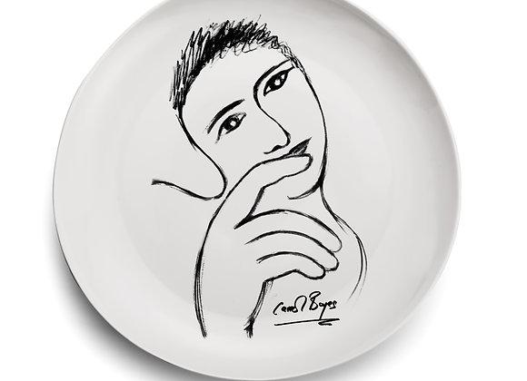Dinner PLATE - Day Dream