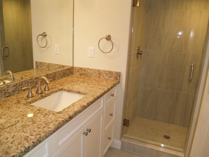 AFter Guest Bath Remodel Condo