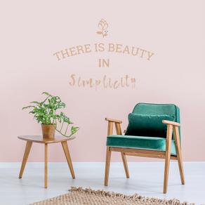 Simplicity in Design.