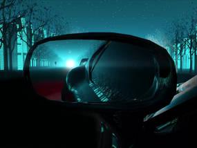 Neon Road To The Future VJ Loop