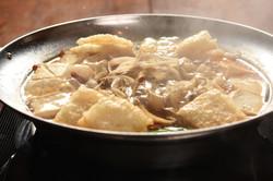 ピリ辛もつ鍋