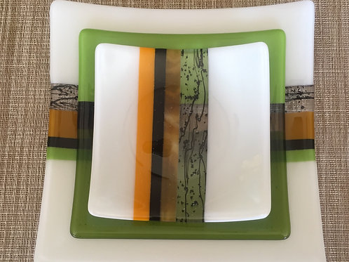 "10"" Dinner Plate 8"" Salad Plate 5"" Bread/Appetizer Plate"