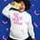 Thumbnail: Kids/Youth SuperWoman-in-Training Heavy Blend Hooded Sweatshirt