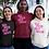 Thumbnail: Adult Pink Text SuperWoman Unisex Heavy Blend™ Hooded Sweatshirt