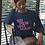Thumbnail: Pink Text SuperWoman Unisex Heavy Blend™ Crewneck Sweatshirt