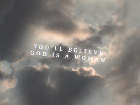 Is God REALLY a man??